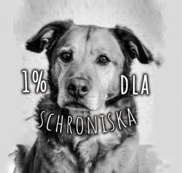Zdjęcie Prosimy - przekaż 1% dla schroniska
